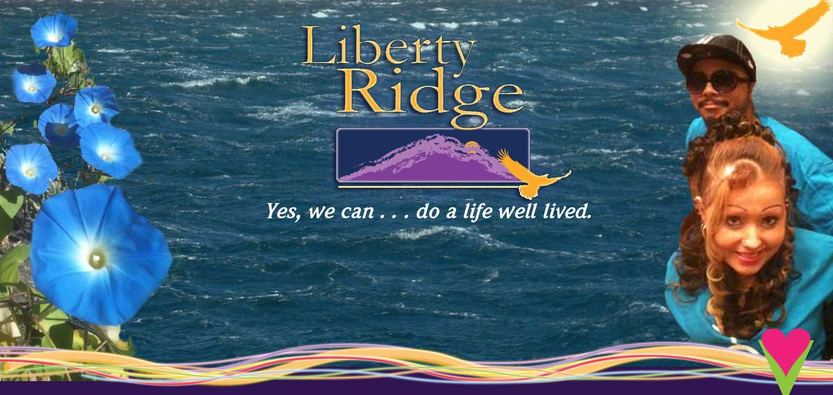 Liberty Ridge creates full and purposeful living in natural life settings