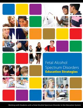 Supporting Educating chidren with FASD booklet